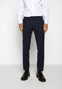 Tiger of Sweden - TORD - Suit trousers - dark blue - 0