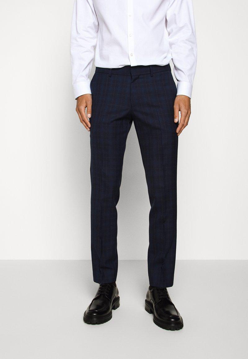 Tiger of Sweden - TORD - Suit trousers - dark blue
