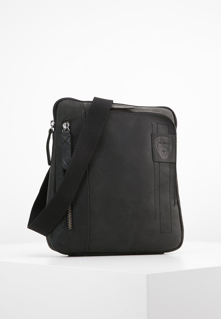 Strellson - RICHMOND - Across body bag - black