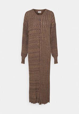 ARISARUM - Jumper dress - dark mink