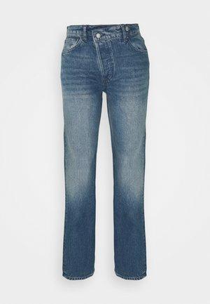THE CASEY - Straight leg jeans - blue denim