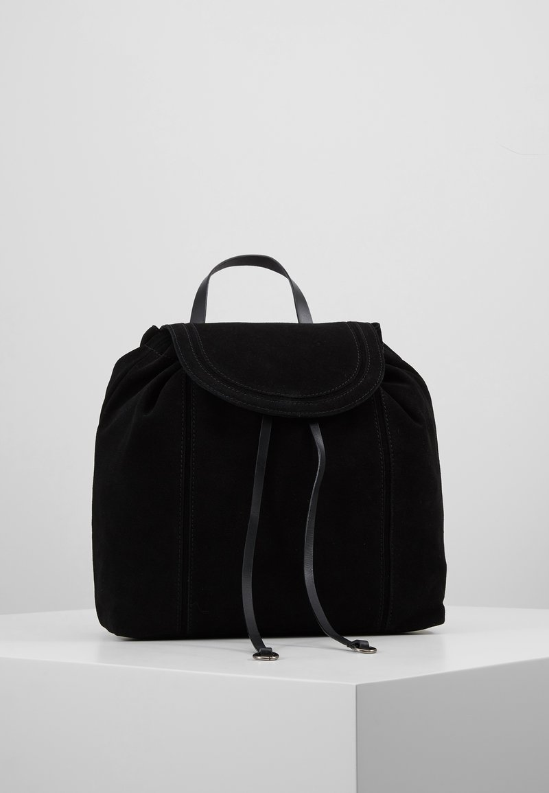 Even&Odd - LEATHER - Reppu - black