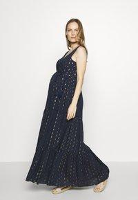 Mara Mea - QUEEN OF HILLS - Długa sukienka - night blue - 1