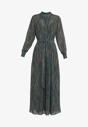 CORA DRESS - Maxi dress - deep forest