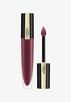 ROUGE SIGNATURE - Liquid lipstick - 103 i enjoy