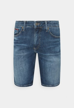 SCANTON SLIM DENIM  - Szorty jeansowe - hampton