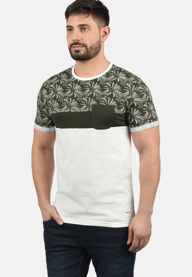 FLORIAN - T-shirt print - rosin