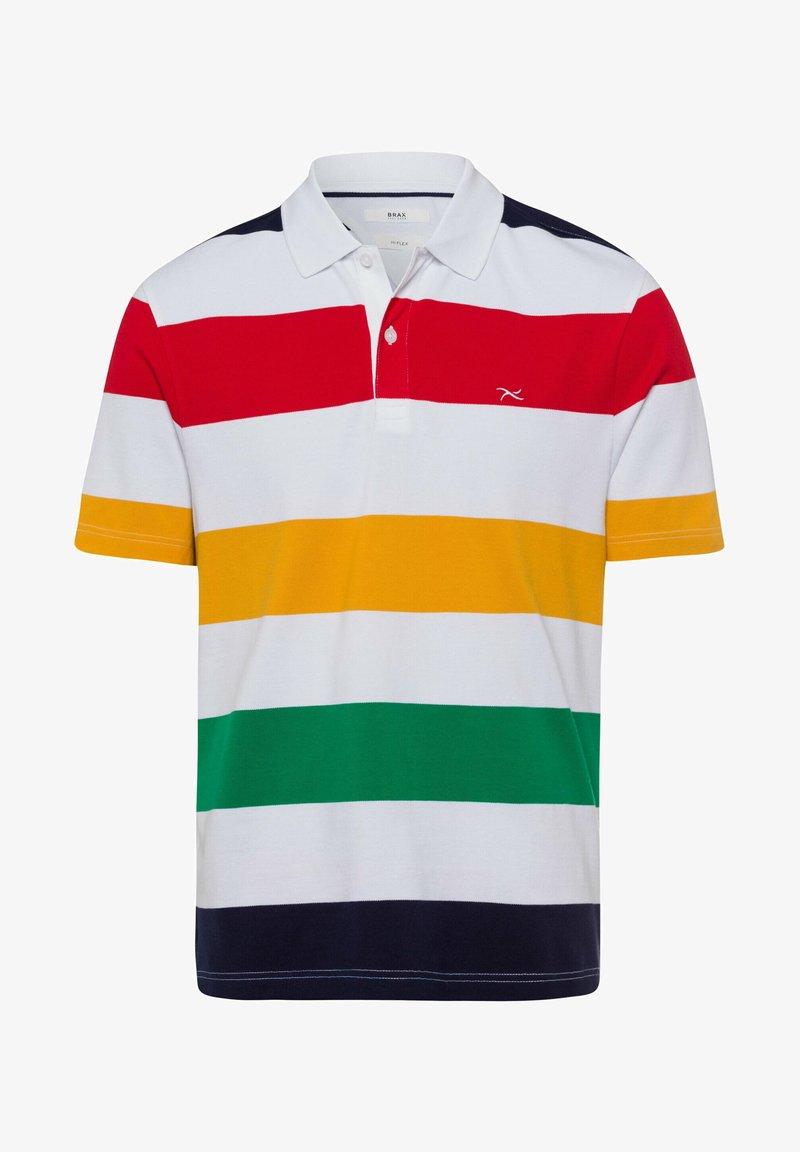 BRAX - STYLE PIERO - Polo shirt - white