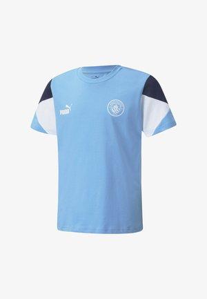 FTBLCULTURE YOUTH FOOTBALL TEE UNISEX - Pelipaita - blue