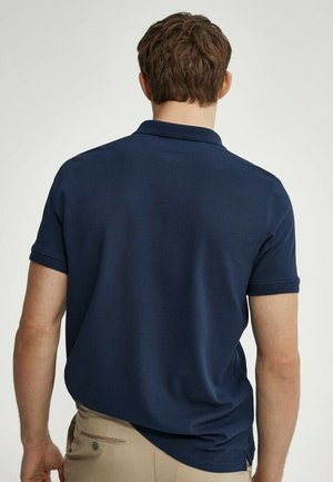 SHORT SLEEVE - Polo shirt - light blue