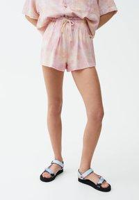 PULL&BEAR - Shorts - pink - 0