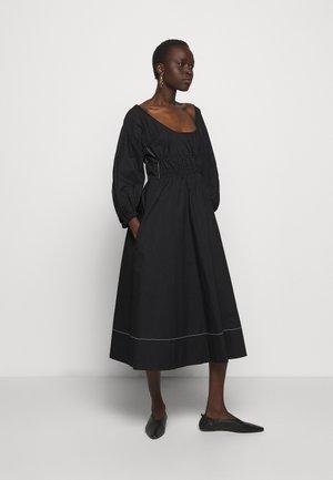 FULL SLEEVE DRESS - Sukienka letnia - black
