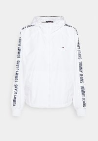Tommy Jeans - TAPE SLEEVE  - Summer jacket - white - 4