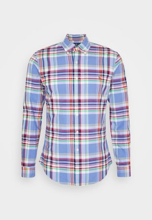 OXFORD - Shirt - blue/red