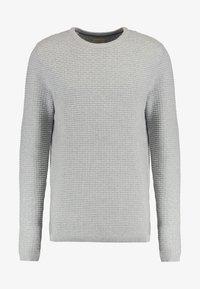 SHHNEWDEAN CREW NECK - Jumper - light grey melange