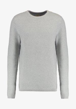SHHNEWDEAN CREW NECK - Maglione - light grey melange