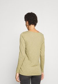 Esprit - Long sleeved top - olive - 2