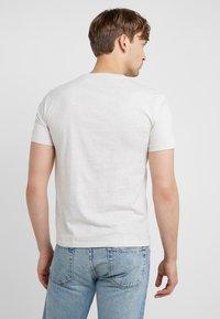 Polo Ralph Lauren - SHORT SLEEVE - T-shirt - bas - american heather - 2