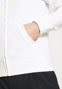 Schott - Zip-up sweatshirt - off white - 6