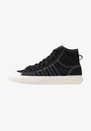 NIZZA - High-top trainers - core black/footwear white/offwhite