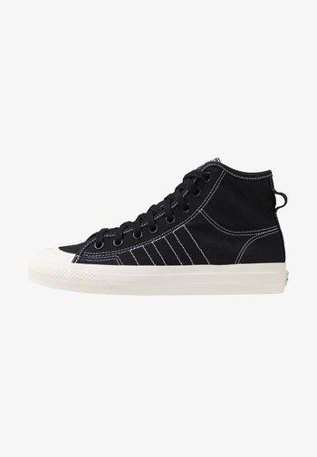 NIZZA - Sneakers alte - core black/footwear white/offwhite