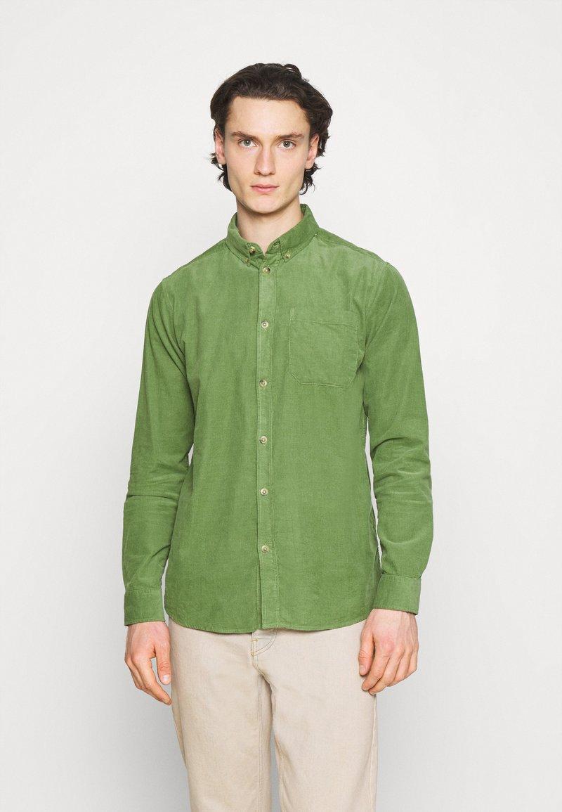 Anerkjendt - AKKONRAD - Shirt - vineyard green
