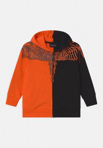 FULL ZIP - Zip-up sweatshirt - nero