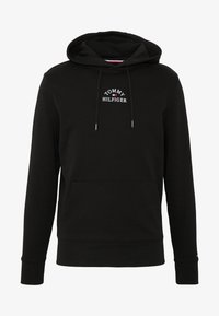 Tommy Hilfiger - BASIC EMBROIDERED HOODY - Sweat à capuche - black - 4