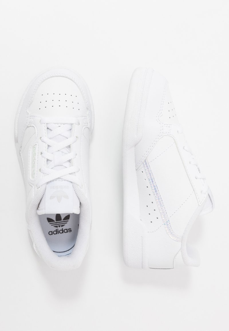 adidas Originals - CONTINENTAL 80 - Sneakersy niskie - footwear white/core black