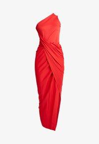 Vivienne Westwood Anglomania - ONE SHOULDER VIAN DRESS - Maxi dress - red - 4