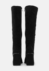 Koi Footwear - VEGAN - High heeled boots - black - 3