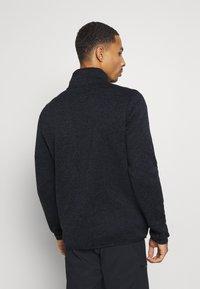 Icepeak - ALBERTON - Fleecová bunda - dark blue - 2