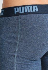 Puma - BASIC BOXER 2 PACK - Culotte - blue - 3