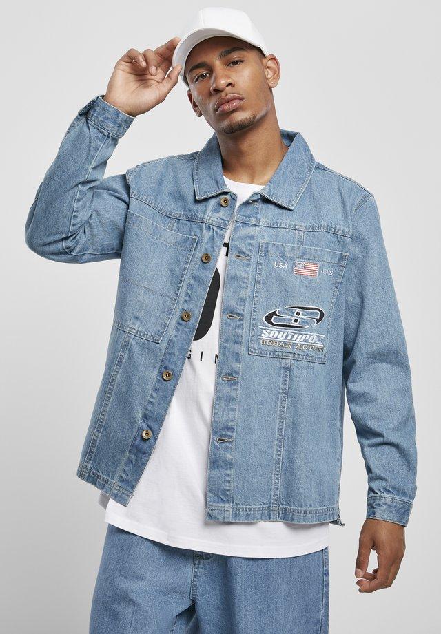 SOUTHPOLE HERREN SOUTHPOLE - Overhemd - retro mid blue