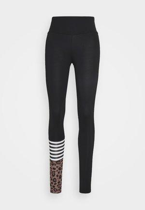 LEGGINGS SURF STYLE - Leggings - black