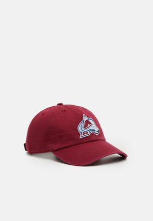 COLORADO AVALANCHE CLEAN UP UNISEX - Cap - cardinal