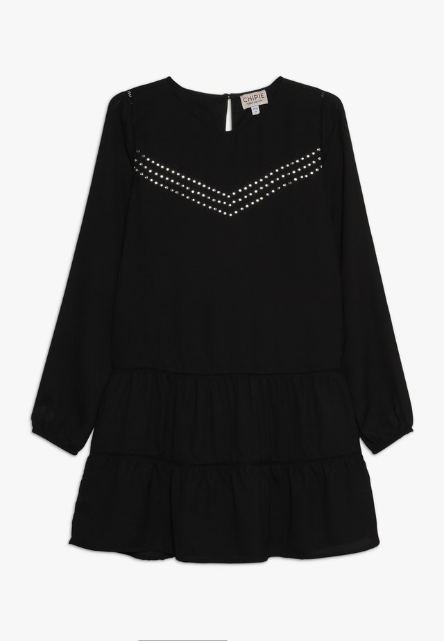 DRESS - Vestito estivo - black