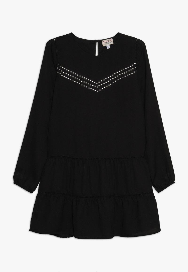 Chipie - DRESS - Freizeitkleid - black