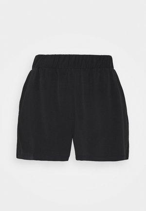 ALMA SOFT - Shorts - black dark