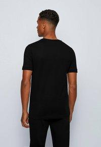 BOSS - TEE BATCH  Z - Print T-shirt - black - 2
