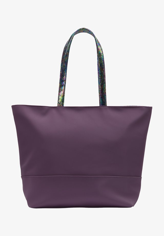 Shopper - lila
