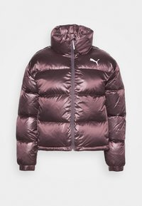 Puma - SHINE JACKET - Down jacket - foxglove - 3