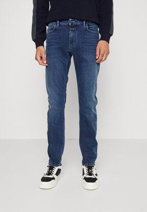 UNITY SLIM - Jeans straight leg - dark blue