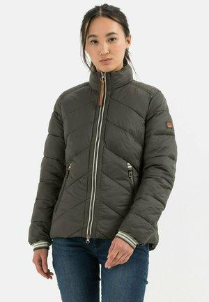 Winterjas - dark khaki