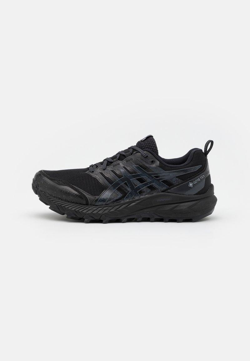 ASICS - GEL TRABUCO 9 G-TX - Zapatillas de trail running - black/carrier grey
