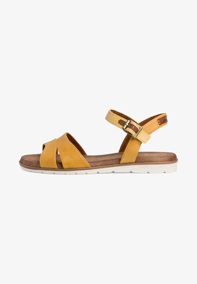 Tamaris - Sandals - saffron comb