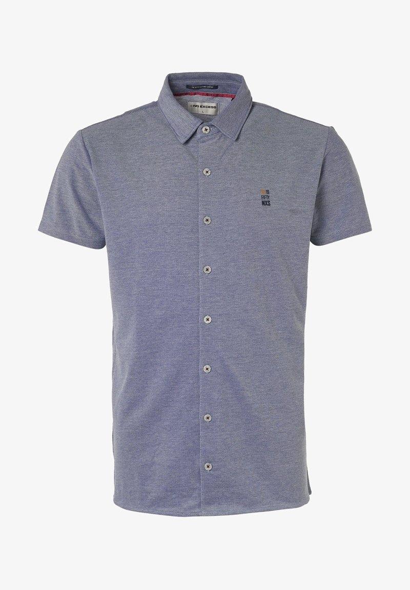 No Excess - Shirt - blue