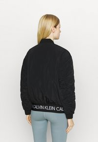 Calvin Klein Performance - PADDED JACKET - Training jacket - black - 2