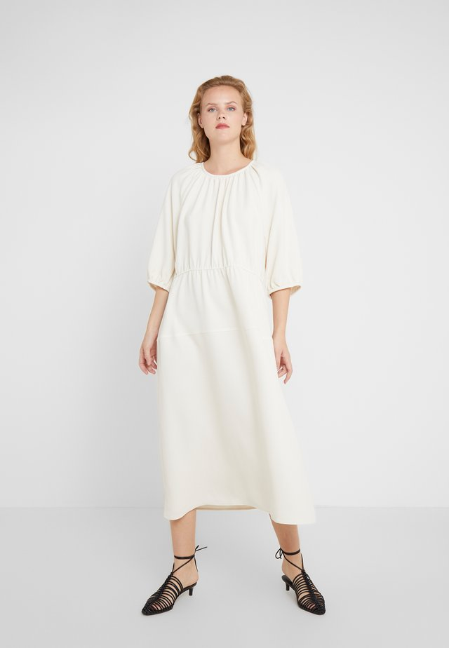 BERTIL - Day dress - whisper white