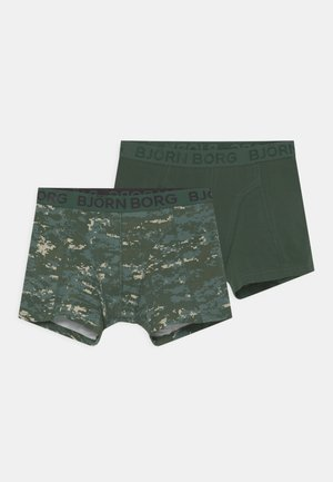 DIGITAL WOODLAND SAMMY 2 PACK - Pants - duck green